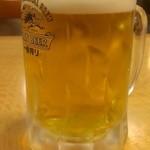 にいむら 西新宿店 - 生ビール(450円)