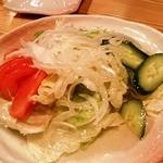 25729955 - 基本の野菜サラダ