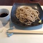 蕎麦YUKI - 蕎麦YUKIの十割そば1000円(14.03)