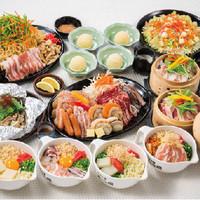 道とん堀 - ぽんぽこ宴会