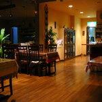 タイ料理サバイ・サバイ - レストラン内の雰囲気@2009/10
