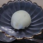 25730116 - 柚子シャーベット