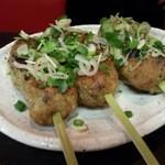 タカ櫻 - 料理写真:自家製つくね