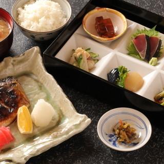 こだわった食材で作ったお値打ちランチは1000円(税込)で!