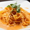ベレッツァ - 料理写真:生うにのクリームソースフェットチーネ
