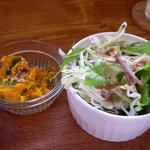 ファーマーズ・カフェ 風土 - サラダ