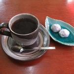手づくり工房 朱利 - コーヒーセット(コーヒー+スノーボール)