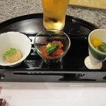 日本料理にわの - 前菜