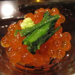 日本料理にわの - 生いくら