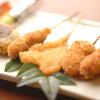 Kushikatsuakatombo - 料理写真:あっさりソース、さっくり衣、油にこだわった「串かつ」