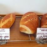 ブーランジェリー パルク - くるみパン、米粉パン