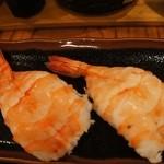 魚心 - 海老 250円X2