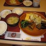 25804436 - 2014年3月の朝の和食ビュッフェ850円