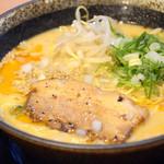麺屋 封 - 味噌豚骨ラーメン