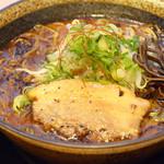 麺屋 封 - 黒マー豚骨ラーメン