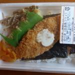ザ・ビッグ - 料理写真:のり弁¥197(税込)