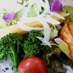 いちじく - 野菜に拘りのあるサラダ