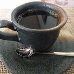 いちじく - セットのコーヒー