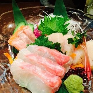 産地直送『鮮魚と野菜』☆