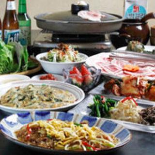 本場韓国の味