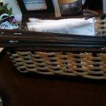 サイゴン・レストラン - 箸