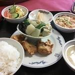 Chuugokuhanten - 前回食べたAセット