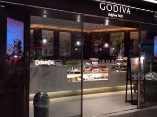 ゴディバ ショコイスト なんばCITY - ゴディバのお店❤高級感あります~♪