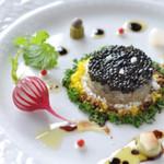 シマラボ - 料理写真:彩り鮮やかな本格自然派フランス料理は格別!
