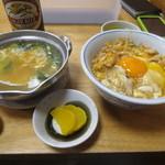 鳥喜多 - かしわ鍋&親子丼