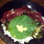 とみや - 海鮮丼(500円)