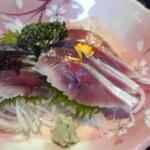 村木 - 料理写真:しめさば 700円也