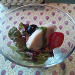 ア ラ メゾン ジャンポール - 前菜