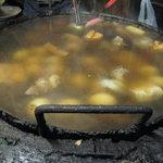 九丁目の八ちょう目 - 「九丁目の八ちょう目」のおでん。59年間つぎたしのスープ!
