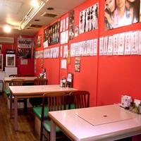 焼肉いつものところ - 店内や女性でも入りやすい雰囲気。