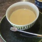 樂久登窯 - 紅茶(ミルク?)