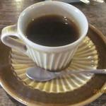 樂久登窯 - ホットコーヒー