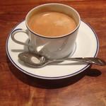 リストランテ ボルゴ・コニシ - コーヒー