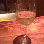 リストランテ ボルゴ・コニシ - 白ぶどうジュース