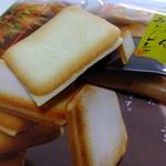 多賀サービスエリア(下り線)スナックコーナー - 栗きんとんラングドシャ