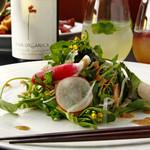 墨花居 - 料理写真:野菜が美味しい