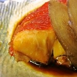 網元料理 徳造丸 - 金目鯛煮付け