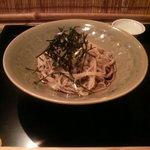 啐啄 つか本 - 新蕎麦