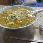 丸初 - 料理写真:味噌ラーメン