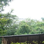 Musouambiwa - テラスからの風景