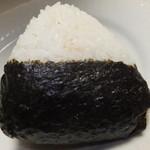 25831479 - 海鮮ジャンボおにぎり ミックス 410円 【 2014年4月 】