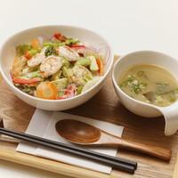 Maisai - エビとアボガドのサラダごはん