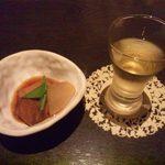 彩季・創作厨 Azu - 2014.3. お通し(¥370)