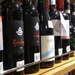 イル・カーリチェ - 自社輸入のロンバルディア州オルトレポー産ワイン