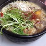 自家製麺 製麺王