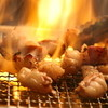 龍の巣 - 料理写真:豪快に網の上で焼き上げます♪